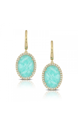 Doves Jewelry Amazonite E7002AZ product image