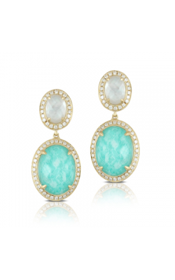 Doves Jewelry Amazonite E6837AZMP product image