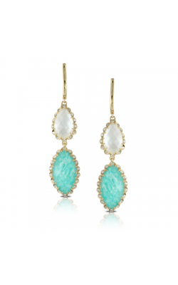 Doves Jewelry Amazonite E6577AZMP product image