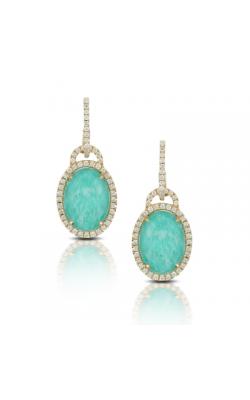 Doves Jewelry Amazonite E6291AZ product image