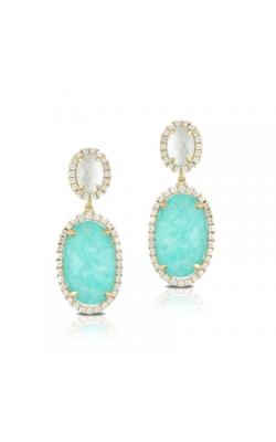 Doves Jewelry Amazonite E6273AZMP product image