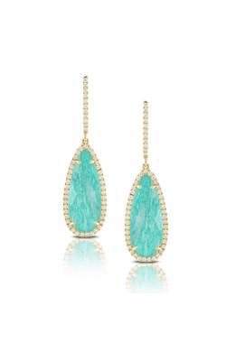 Doves Jewelry Amazonite E5515AZ product image