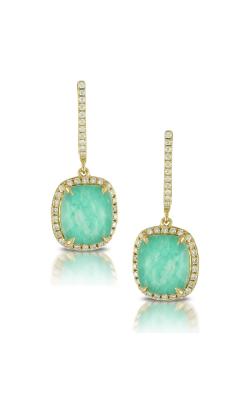 Doves Jewelry Amazonite E3122AZ product image
