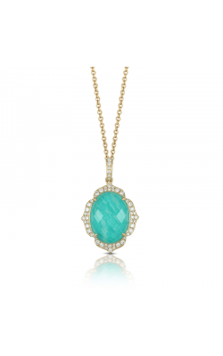 Doves By Doron Paloma Amazonite Necklace P7034AZ product image
