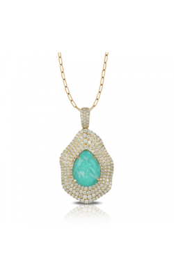 Doves By Doron Paloma Amazonite Necklace P5935AZ product image