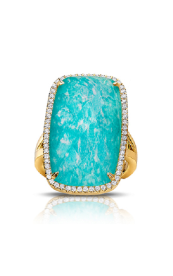 Doves By Doron Paloma Amazonite Fashion Ring R7157AZ product image