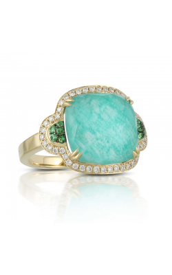 Doves Amazonite Rings R7035AZT product image