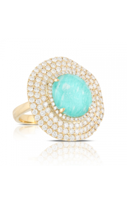 Doves Jewelry Amazonite Fashion ring R6005AZ product image