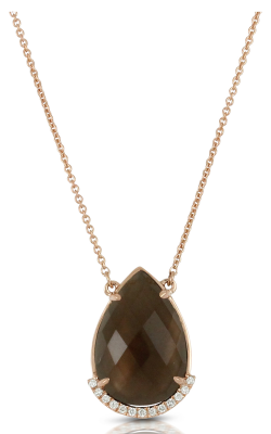 Doves Jewelry Espresso Pearl N7420SQMP product image