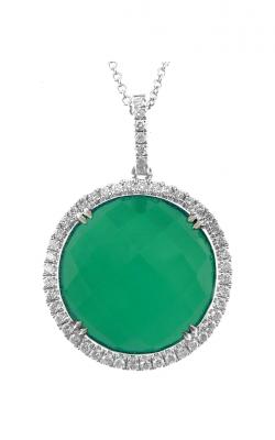 Doves Jewelry Emerald Dreams P4524GA product image