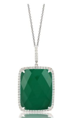 Doves Jewelry Emerald Dreams P5707GA product image