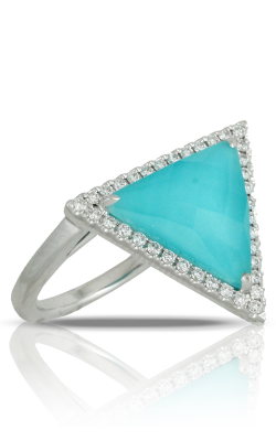 Doves By Doron Paloma St. Barths Blue Fashion Ring R7081TQ product image