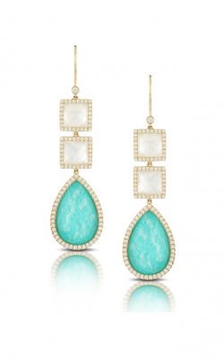 Doves By Doron Paloma Amazonite Earring E6812AMP product image