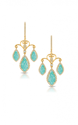 Doves by Doron Paloma Amazonite Earring E6312AZ product image