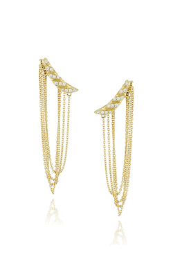 Doves By Doron Paloma Diamond Fashion Earring E7815 product image