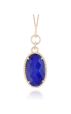 Doves By Doron Paloma Royal Lapis Necklace P5733LP product image
