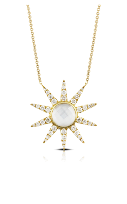 Doves By Doron Paloma White Orchid Necklace N8546WMP product image