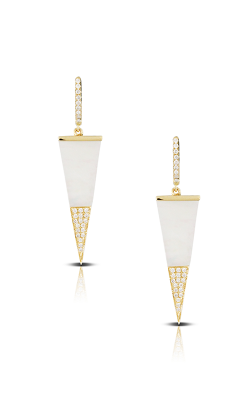 Doves By Doron Paloma White Orchid Earring E8611WMP product image