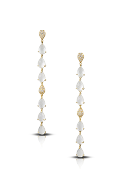 Doves by Doron Paloma White Orchid Earrings E8665WMP product image