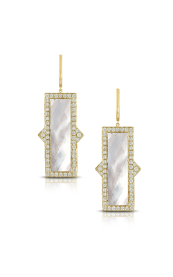 Doves By Doron Paloma White Orchid Earring E8305WMP-1 product image