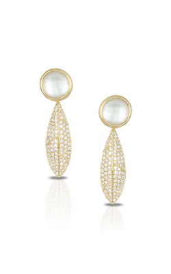 Doves By Doron Paloma White Orchid Earring E7716WMP product image