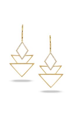 Doves by Doron Paloma Diamond Fashion Earring E9143 product image