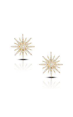 Doves by Doron Paloma Diamond Fashion Earring E8571 product image