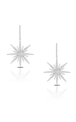 Doves by Doron Paloma Diamond Fashion Earring E8553-2 product image