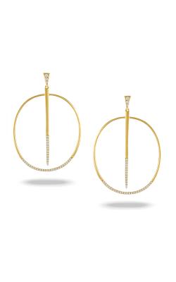Doves by Doron Paloma Diamond Fashion Earring E8137 product image
