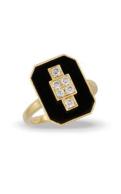 Doves by Doron Paloma Gatsby Fashion Ring R9055BO product image