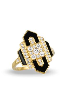 Doves by Doron Paloma Gatsby Fashion Ring R9022BO product image