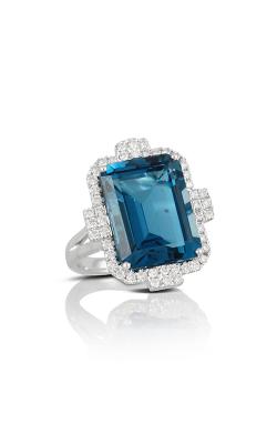 Doves by Doron Paloma London Blue Fashion ring R8695LBT product image