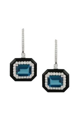 Doves by Doron Paloma London Blue Earring E9247BOLBT product image