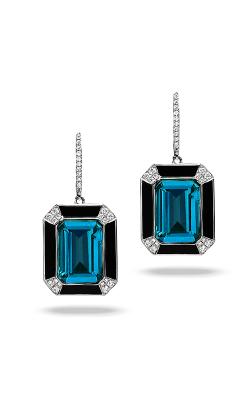 Doves by Doron Paloma London Blue Earring E8897BOLBT product image