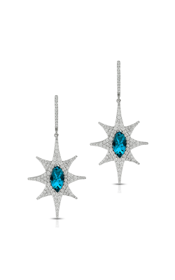 Doves by Doron Paloma London Blue Earring E8089LBT product image