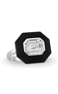 Doves by Doron Paloma Mondrian Fashion Ring R9181BO product image