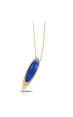 Doves By Doron Paloma Royal Lapis Necklace N7821LP product image