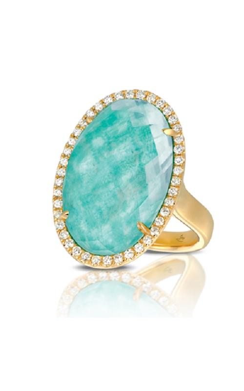 Doves by Doron Paloma Amazonite Fashion ring R5299AZ product image