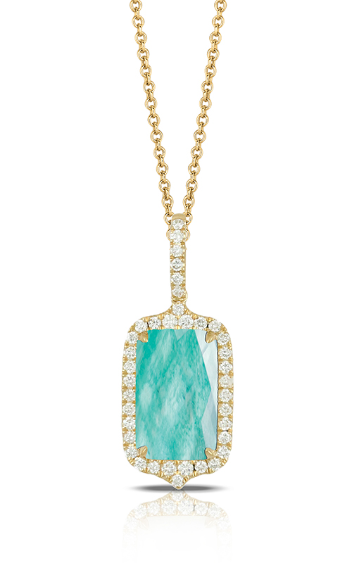 Doves by Doron Paloma Amazonite Necklace P6292AZ-2 product image