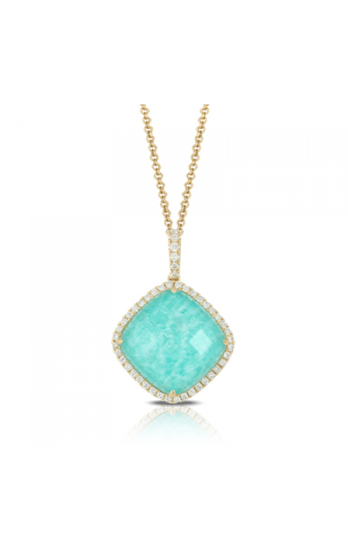 Doves by Doron Paloma Amazonite Necklace P6119AZ product image