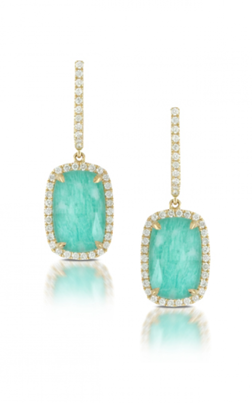 Doves by Doron Paloma Amazonite Earring E6237AZ product image