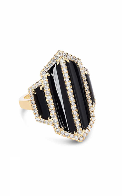 Doves by Doron Gatsby Fashion ring R7017BO product image