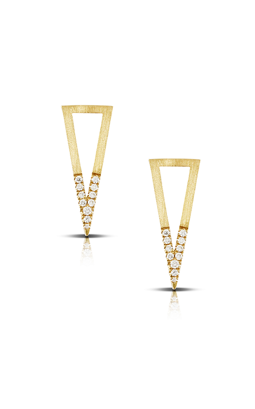Doves by Doron Paloma Diamond Fashion Earring E8496 product image