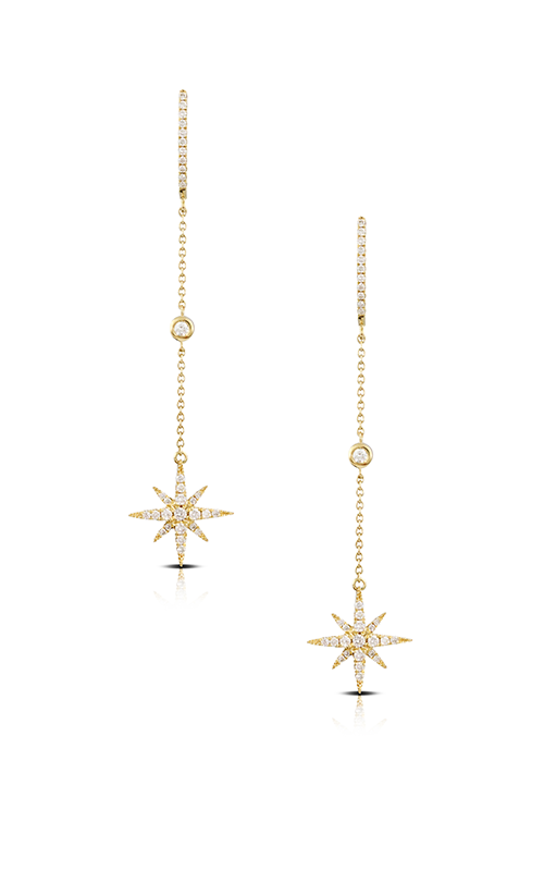 Doves by Doron Paloma Diamond Fashion Earring E8594 product image