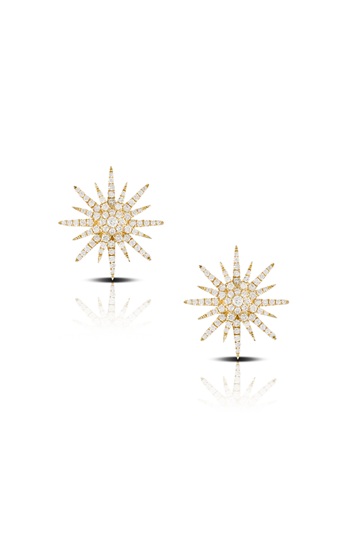 Doves by Doron Paloma Diamond Fashion Earring E8571 product image