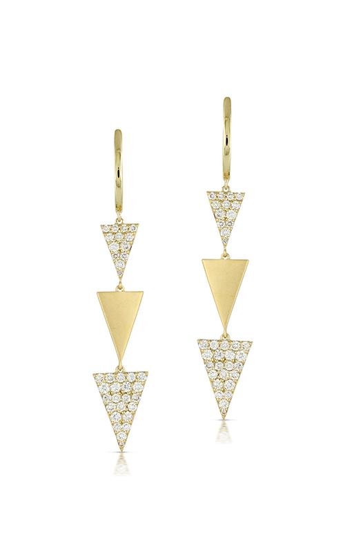 Doves by Doron Paloma Diamond Fashion Earring E7818-1 product image