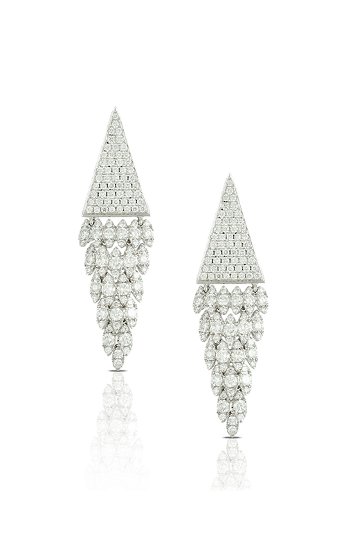 Doves by Doron Paloma Diamond Fashion Earring E7539 product image