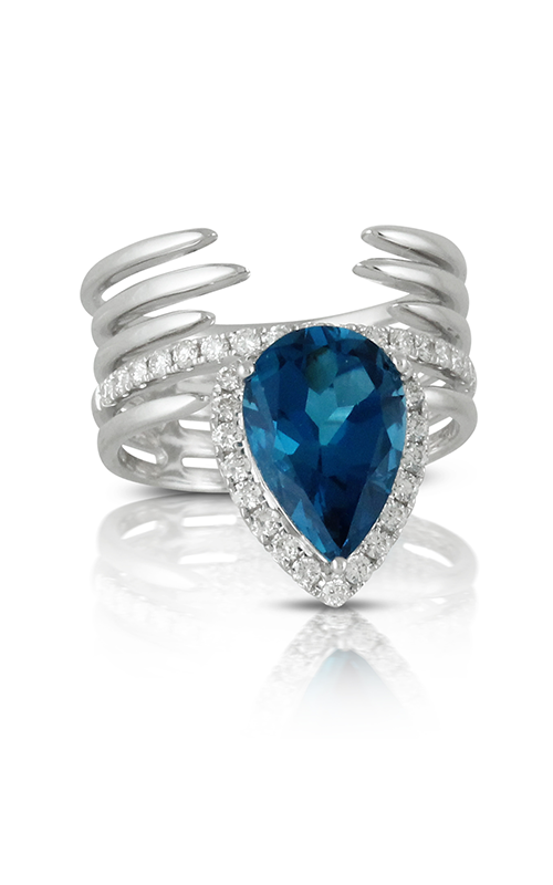Doves by Doron Paloma London Blue Fashion ring R8265LBT product image