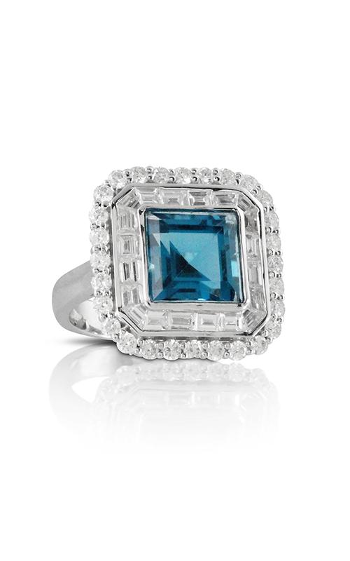 Doves by Doron Paloma London Blue Fashion ring R8347LBT product image
