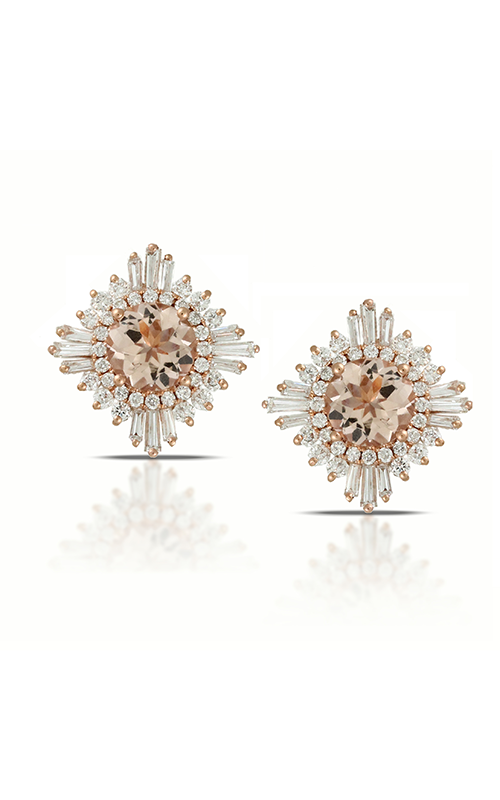 Doves by Doron Paloma Rosé Earring E8053MG product image